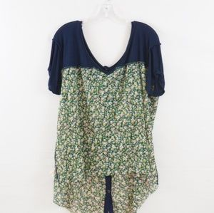 3 for $10 SALE Free people floral Boho Tunic